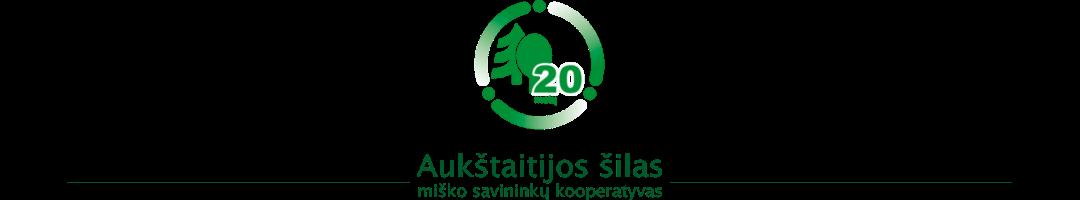 Aukštaitijos šilas Logo